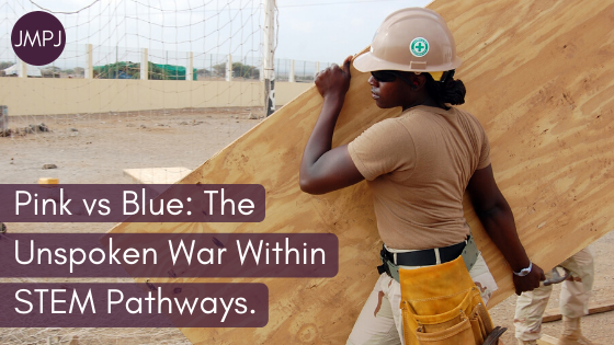 Featured Content – Pink vs Blue: The Unspoken War Within STEM Pathways.